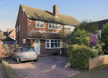 Thumbnail 3 bedroom semi-detached house for sale in Charterhouse Road, Orpington, Kent