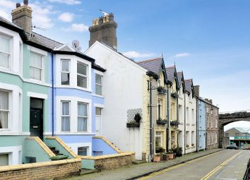 Thumbnail 4 bed terraced house for sale in Market Street, Caernarfon, Gwynedd