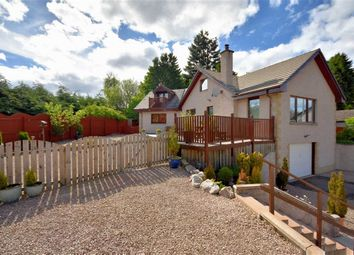 Thumbnail 5 bed detached house for sale in Rhuarden Court, Grantown-On-Spey
