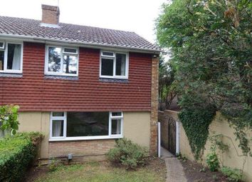 Thumbnail 2 bed semi-detached house to rent in Monks Close, Farnborough