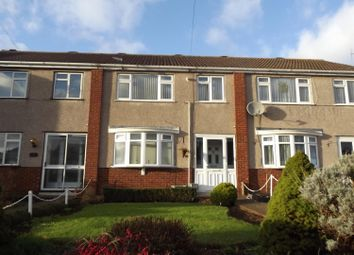 Thumbnail 3 bed terraced house for sale in Shellards Road, Longwell Green, Bristol