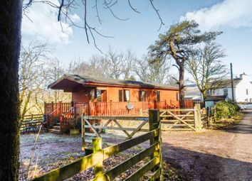 Thumbnail 2 bed lodge for sale in Whitwell Lodge, Selside, Kendal, Cumbria