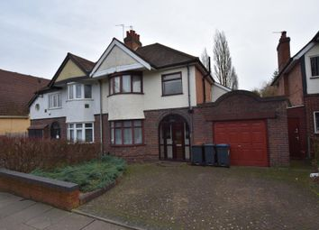 Thumbnail 3 bed semi-detached house to rent in Bristol Road, Selly Oak, Birmingham