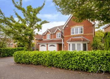 Thumbnail 5 bed detached house for sale in Ryedale Avenue, Mansfield