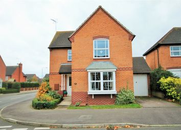 Thumbnail 3 bed detached house for sale in Bryony Way, Mansfield Woodhouse, Mansfield, Nottinghamshire