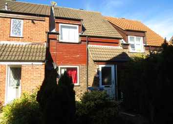 Thumbnail 2 bed terraced house for sale in Lushington Close, Norwich