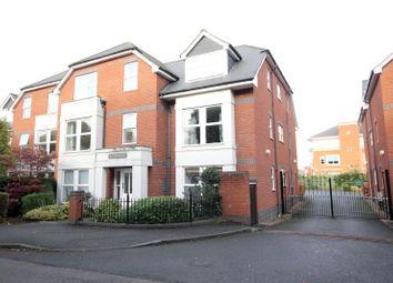 Thumbnail 2 bed flat for sale in Windsor House, School Lane, Egham, Surrey