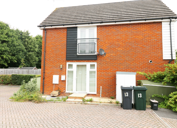 Thumbnail 1 bed end terrace house to rent in Merlin Way, Ashford, Kent