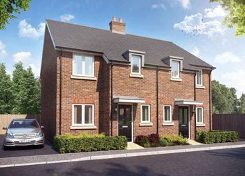 Thumbnail 3 bed semi-detached house for sale in Kingsfireld Park Bramley Road, Aylesbury