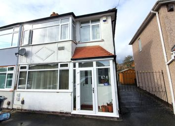 Thumbnail 3 bed semi-detached house for sale in The Radleys, Birmingham