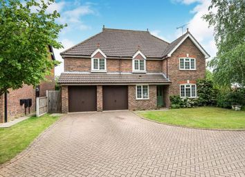Thumbnail 5 bed detached house for sale in Thorpe St Andrew, Norwich, Norfolk