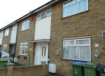 Thumbnail 2 bed terraced house to rent in Bracondale Road, Abbey Wood, London