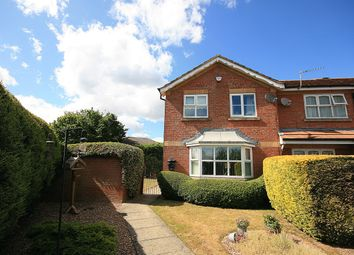 Thumbnail 3 bed end terrace house to rent in Cross Waters Close, Wootton, Northampton