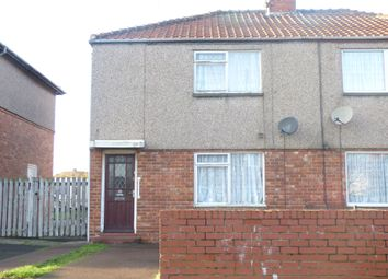 Thumbnail 2 bedroom semi-detached house for sale in Eighth Avenue, Blyth