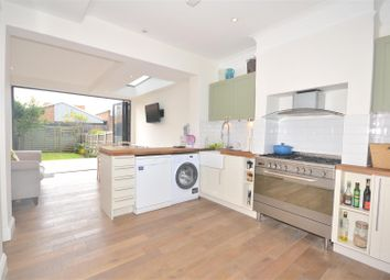 Thumbnail 3 bed end terrace house to rent in Caxton Road, London