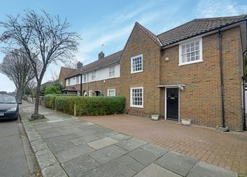 Thumbnail 3 bed terraced house to rent in Saxon Drive, Acton