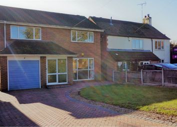 Thumbnail 4 bed detached house to rent in Brickyard Lane, Farnsfield, Newark