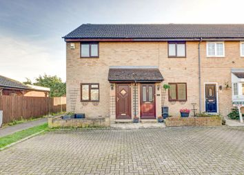 Thumbnail 2 bed semi-detached house for sale in Leaforis Road, Waltham Cross