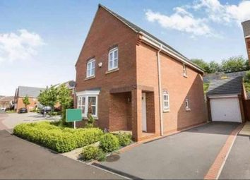 Thumbnail 4 bedroom detached house for sale in Finery Road, Darlaston, Wednesbury