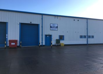 Thumbnail Light industrial to let in Unit 4, 51 Seafield Road, Inverness