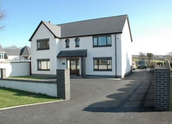 Thumbnail 5 bed detached house for sale in Sarnau, Cardigan, Ceredigion