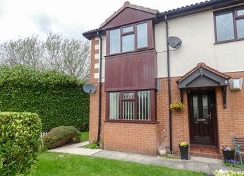 Thumbnail 1 bed flat for sale in Barton Court, Hyde