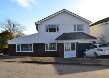 Thumbnail 4 bed detached house for sale in Ddol Road, Dunvant, Swansea