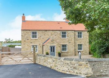 Thumbnail 4 bed detached house for sale in Bedale Road, Scotton, Catterick Garrison, North Yorkshire