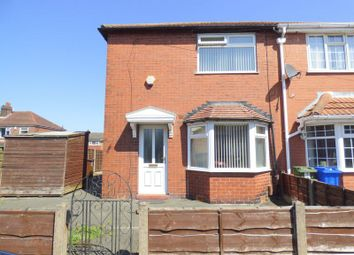 Thumbnail 2 bed semi-detached house for sale in Booth Street, Denton, Manchester