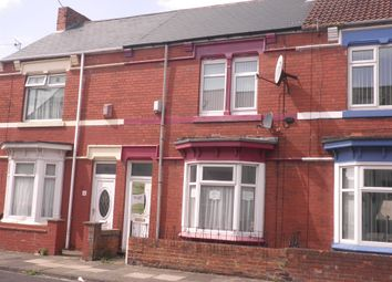 Thumbnail 3 bed terraced house for sale in Thornville Road, Hartlepool