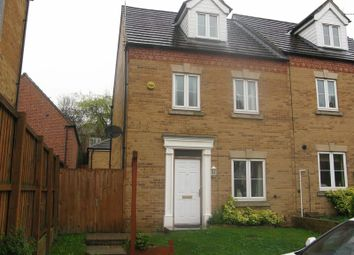 Thumbnail 4 bed property to rent in Rufford Drive, Mansfield Woodhouse, Mansfield