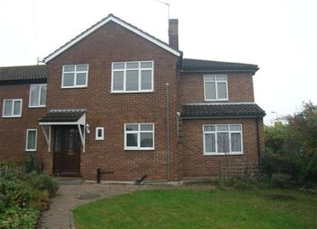 Thumbnail 4 bed property to rent in Front Lane, Upminster