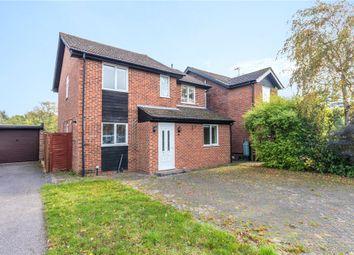 Thumbnail 4 bedroom detached house for sale in The Grange, Old Windsor, Windsor