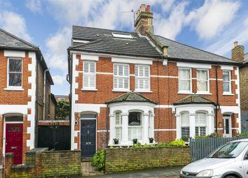 Princes Road, Teddington TW11. 4 bed semi-detached house for sale