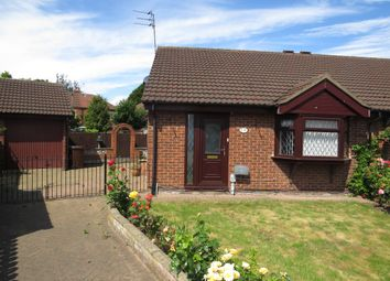 Thumbnail 2 bed semi-detached bungalow for sale in Lawsons Close, Hull