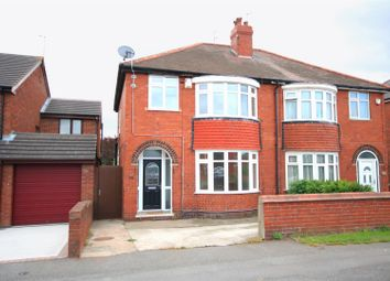 Thumbnail 3 bed semi-detached house for sale in Tenter Lane, Warmsworth, Doncaster