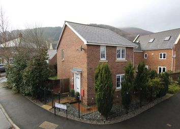 Thumbnail 3 bed detached house for sale in Crawshay Close, Llanfoist, Abergavenny