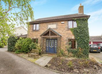 Thumbnail 4 bed detached house for sale in Amberley Way, Wickwar, Wotton-Under-Edge