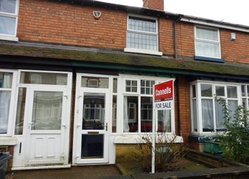 Thumbnail 2 bed terraced house for sale in Lime Grove, Sutton Coldfield