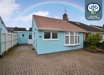 Thumbnail 3 bed semi-detached bungalow for sale in Tavistock Walk, Coventry
