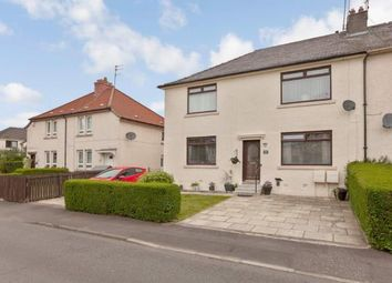 Thumbnail 2 bed flat for sale in Barshaw Drive, Paisley, Renfrewshire