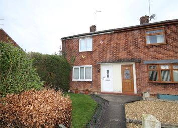 Thumbnail 2 bed end terrace house for sale in Coed Aben, Wrexham