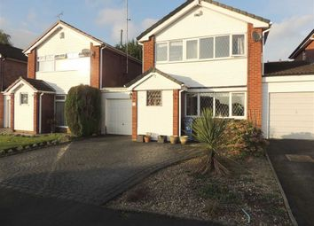 Thumbnail 3 bed link-detached house for sale in Lowerfield Drive, Offerton, Stockport