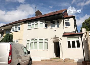 Thumbnail 5 bed semi-detached house to rent in Hampden Way, 7Ld
