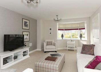 """Thumbnail 4 bedroom detached house for sale in """"Harrogate"""" at Blackthorn Crescent, Brixworth, Northampton"""