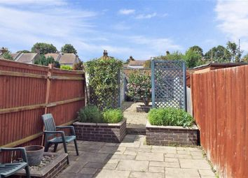 Thumbnail 2 bed terraced house for sale in Castle Street, Swanscombe, Kent