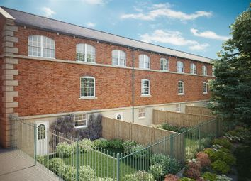 Thumbnail 3 bed town house for sale in Polebarn Gardens, Polebarn Road, Yarnbrook, Trowbridge