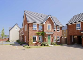 3 bed town house for sale in Aquitania Close, Brooklands, Milton Keynes MK10