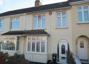 Thumbnail 4 bed terraced house to rent in Ninth Avenue, Filton, Bristol