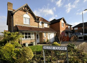 Thumbnail 4 bed detached house for sale in Alum Close, Trowbridge, Wiltshire